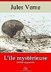 L'�le myst�rieuse (enti�rement illust...