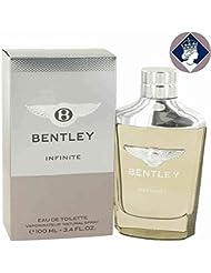 Bentley Infinite 100ml/3.4oz Eau De Toilette Spray Men EDT Cologne Fragrance