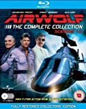 Lobo del aire / Airwolf Complete Collection (Season 1-3) - 11-Disc Box Set ( Air wolf - Seasons One, Two & Three ) [ Origen UK, Ningun Idioma Espanol ] (Blu-Ray)