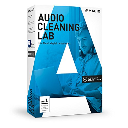 Magix Audio Cleaning Lab 2017 Ihre Musik digital Remastered