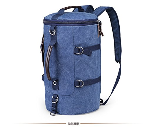 Travel Professional sport Rucksack Schulter outdoor Tasche 45 * 27 * 27 cm, Dunkelbraun Khaki Farbe