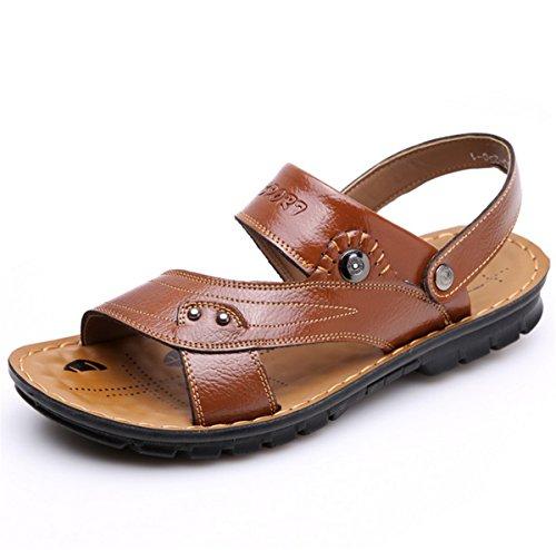Verão Sandálias 44 Mulas De Chinelo 38 Tamancos Pé Bio Trenner Apartamentos Cáqui Lobty Sapatos Dedo Homens Do Gr qH7xw5C1p
