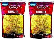 Haldiram's Haldirams Bhujia 1 kg X 2 Pouches