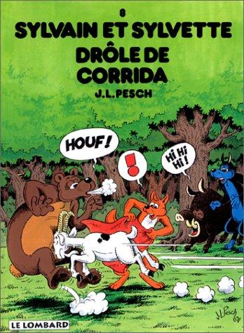 Sylvain et Sylvette, tome 8 : Drôle de corrida