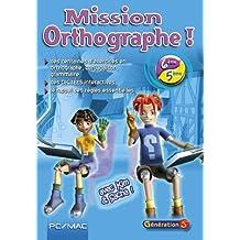 Mission orthographe 6e - 5e
