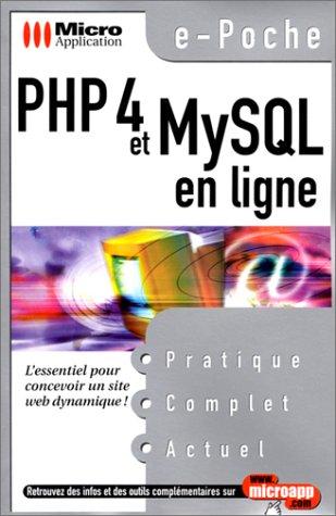 PHP 4 et MySQL en ligne