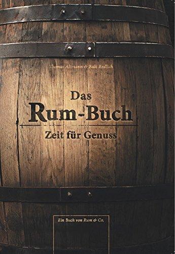 Preisvergleich Produktbild Das Rum Buch - Zeit für Genuss