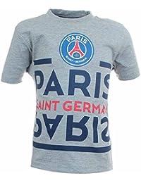 Paris Saint Germain T-shirt Manches courtes Garçon