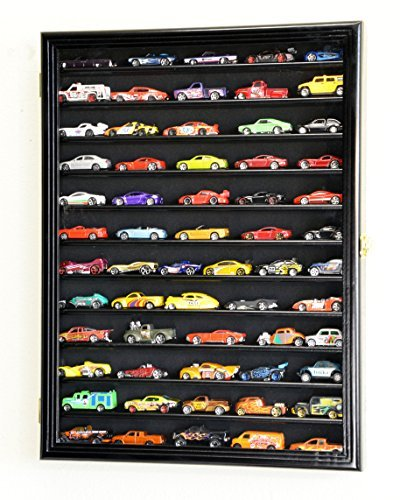 hot-wheels-matchbox-1-64-scale-diecast-display-case-cabinet-wall-rack-w-uv-protection-black-by-sfdis