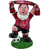 1. FC Nürnberg - Gartenzwerg mit Schal