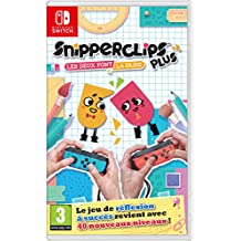 Snipperclips Plus: Les deux font la paire !