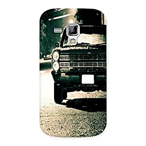 Ajay Enterprises Pro Old Car Back Case Cover for Galaxy S Duos