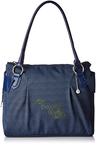 Baggit Women's Shoulder Bag (Blue)
