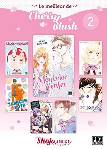 Couverture du livre Cherry Blush T02 (Pika Shôjo)
