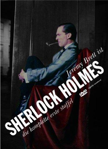 Sherlock-serie 4 (Sherlock Holmes - Die komplette erste Staffel (4 DVDs))