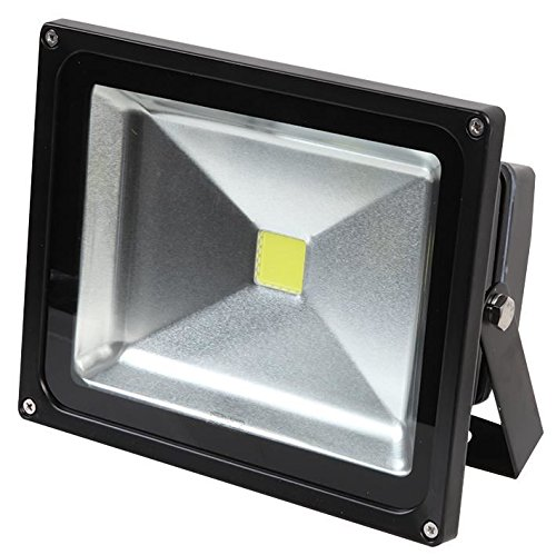 Pro Elec?20W Noir IP65Projecteur LED COB