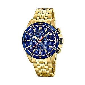 Lotus 8653/3 – Reloj Cronógrafo para Hombre, de Cuarzo con Correa