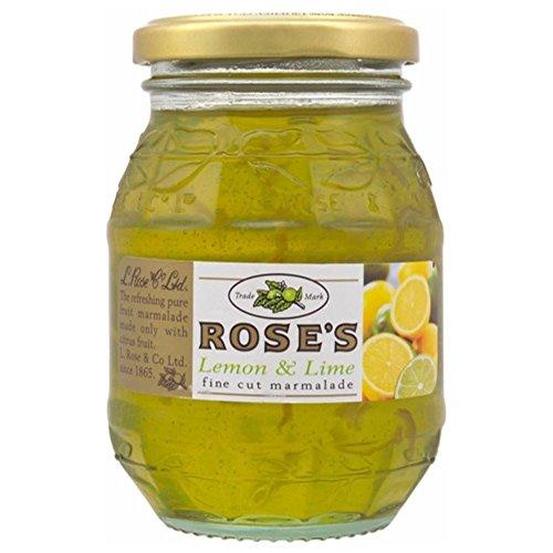 Rose de citron et de lime Marmalade (454g)