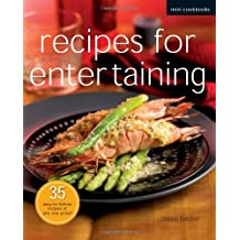 Recipes for Entertaining