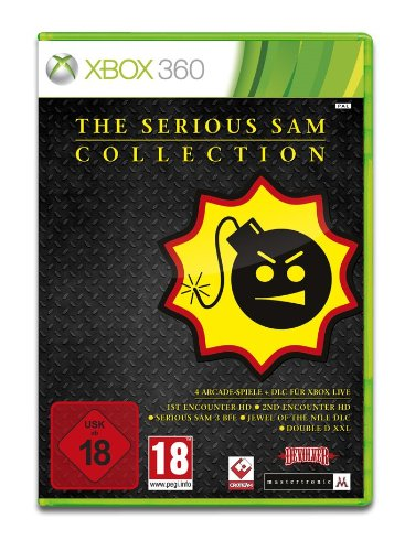 Serious Sam Collection - [Xbox 360]