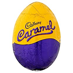 Cadbury Caramel Egg Chocolate