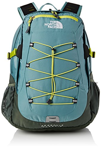The North Face Borealis Mochila, Azul Claro/Verde, Talla Única
