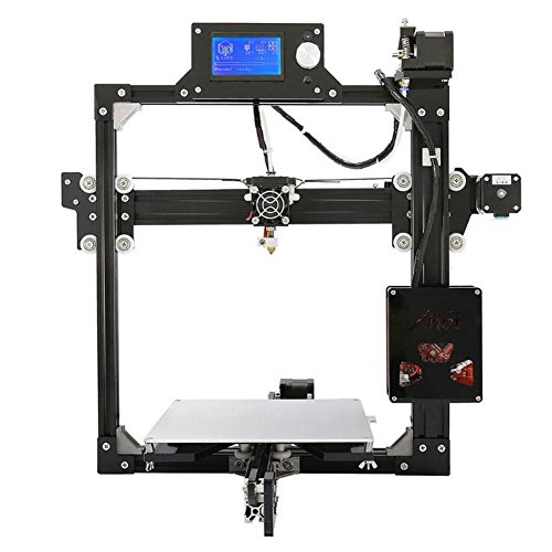 INNOVATION Écran Lcd12864 Structure En Aluminium Cadre Épreuve 3D Prototypage Rapide Ensemble D'imprimante 3D Bricolage , 1