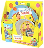 Something Special Mr Tumble 3-Piece Dinner Set | Mealtime | Dinnerware