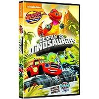 Blaze Y Los Monster Machines 10: Desfile De Dinosaurios