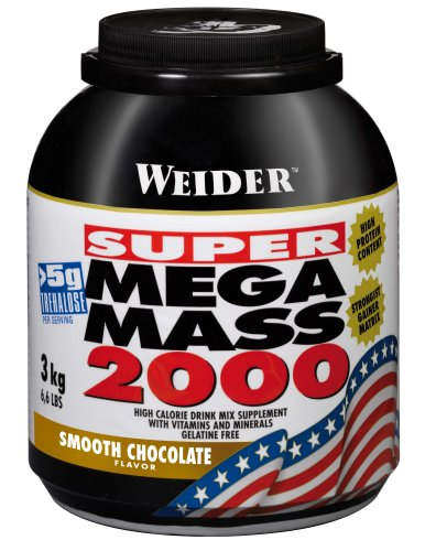 WEIDER Weight Gainer Mega Mass 2000