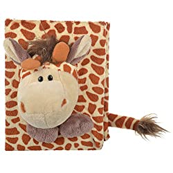Twisha Photo Album Giraffe 5 X 7 X 2 Inch