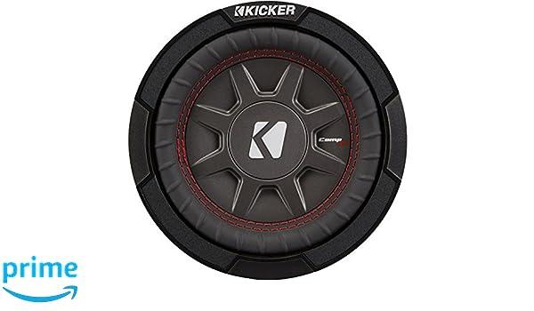 KICKER CompRT671//672-16cm Subwoofer