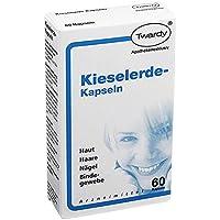 Twardy Kieselerde Kapseln, 60 St. preisvergleich bei billige-tabletten.eu