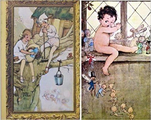 The nursery Peter Pan.