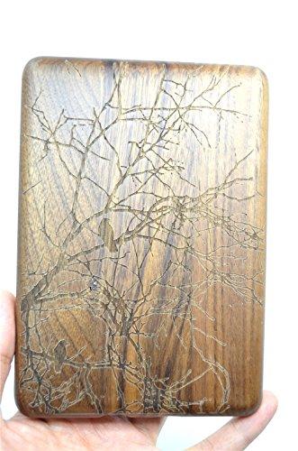 roseflowerr-amazon-kindle-paperwhite-15cm-6-funda-de-madera-arbol-de-nuez-natural-hecha-a-mano-de-ba