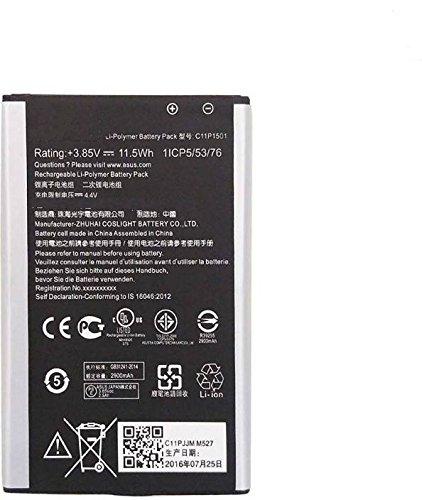 Generic Replacement Internal Battery for Asus Zenfone 2 Max5000 Mah Li-Polymer