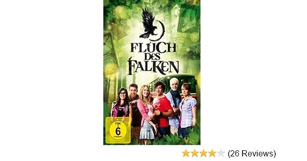 Fluch Des Falken Die Komplette 1 Staffel Folge 1 64 5 Dvds