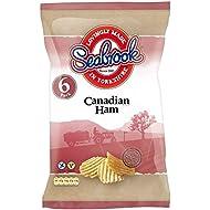 Seabrook Crinkle Cut Crisps - Canadian Ham (6x25g)