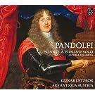 Pandolfi Mealli: Violinsonaten Op.4