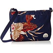 Roxy Sunday Smile - Bolsa de tela y de playa, color azul, 47 cm