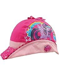 My Little Pony 2200000284 - Sombrero para niños, color rojo, talla única