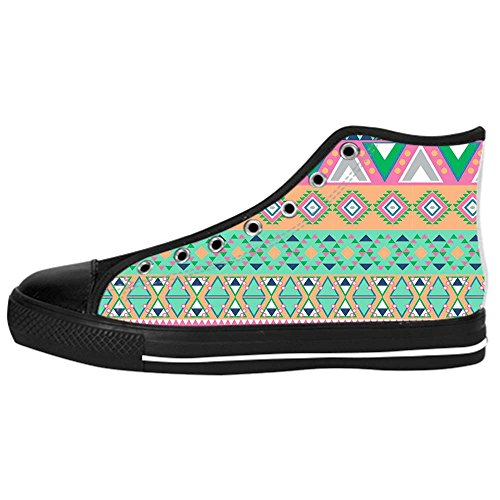 Dalliy das tribal Kids Canvas shoes Schuhe Lace-up High-top Footwear Sneakers C