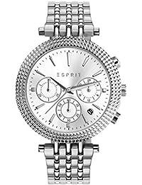 Esprit Damen-Armbanduhr TP10874 Silver Analog Quarz Edelstahl ES108742001