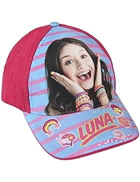 Disney Soy Luna 2200-2004 Gorra, Algodón, Niña