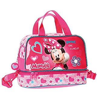 Disney Minnie Fabulous Neceser de Viaje, 25 cm, 7.13 Litros, Rosa