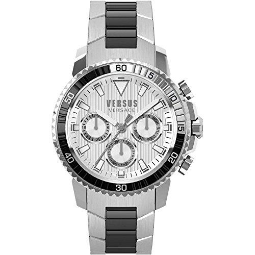 montre chronographe Versus pour homme Aberdeen S30070017 style décontracté cod. S30070017