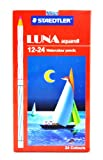 Staedtler Luna Aquarell 12-24 Water Colo...