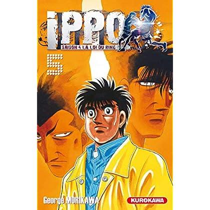 Ippo - saison 4, La loi du ring - tome 05 (5)