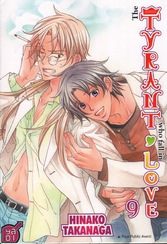 The tyrant who fall in love Vol.9