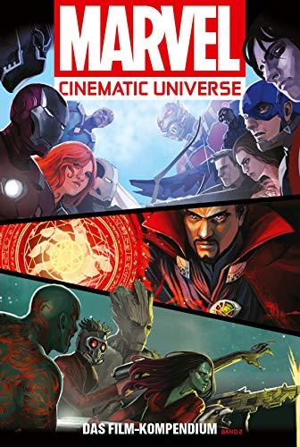Marvel Cinematic Universe: Das Film-Kompendium 2: Die Guten, die Bösen & die Guardians